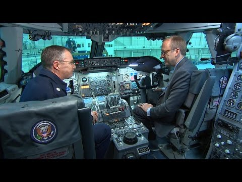 Inside Air Force One: Secrets to Presidential Travel