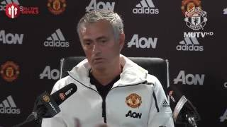 José Mourinho: 'We Want to WIN the Title!' | Man United vs Man City Presser