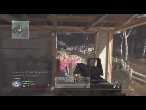 Modern Warfare 2: Some More FFA's from the Live Stream. Video