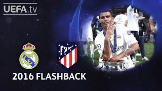 REAL MADRID p1-1 ATLÉTICO: #UCL 2016 FINAL FLASHBACK
