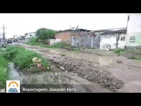 Morador reclama de descaso e abandono do Governo do Estado na Lagoa Grande