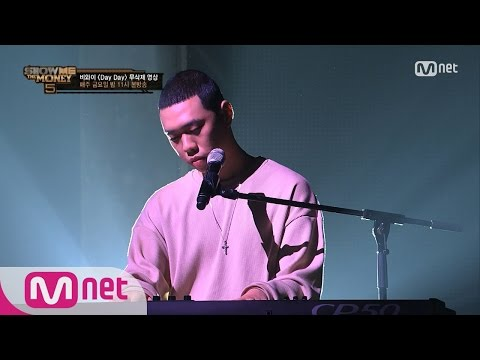 [SMTM5][Uncut/Exclusive] BeWhy Day Day (feat.Jay Park) @Semi-final 20160708 EP.09