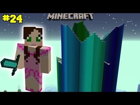 Minecraft: AURORA PALACE CHALLENGE [EPS7] [24]