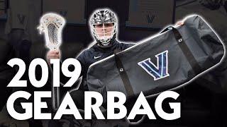 WHAT'S IN MY GEAR BAG? | D1 Lacrosse