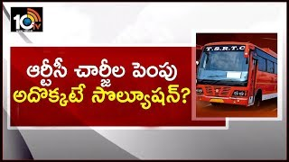 Telangana Government To Hike RTC Charges  News