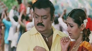 Vijayakanth saves life of Laya - The Return of Khuda Gawah - Action Scene 4/11