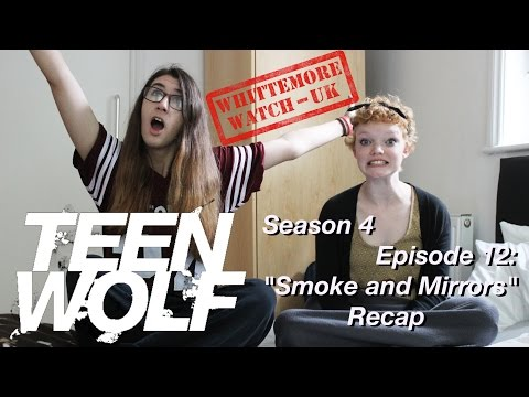 Two Fangirls Recap Teen Wolf's