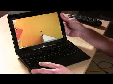 ASUS Transformer Book T100TA-C1-GR Tablet Review - Hardware & Gaming