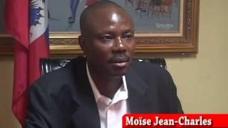 VIDEO: Haiti - Repons Moise Jean Charles a Group Palmantè Americain yo sou dosye Lwa Eelectoral la