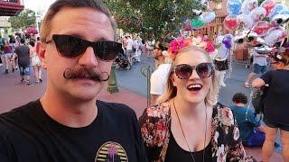 Our Disney World Date Night | Fireworks, Fun & Friends!