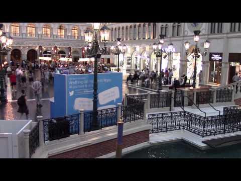 Venice Rome Italy in Las Vegas