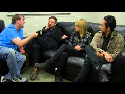 Airborne Toxic Event talks about Milwaukee memories, capoeira, 'Scandal'