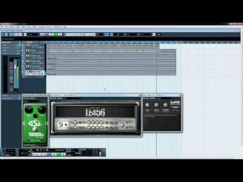 Poulin LE456 V1.1 VST Amp Simulator - Metal