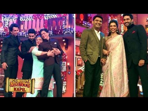 Comedy Nights With Kapil Deepika Comedy Nights With Kapil 12th
