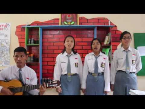 Lagu Daerah Kalimantan Tengah Manari Manasai