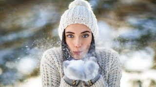 Cute Winter Photoshoot, Behind The Scenes