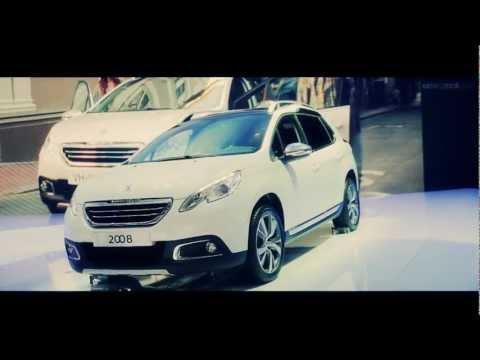 Peugeot 2008. обзор