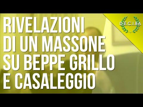 Rivelazione di un Massone su Beppe Grillo e Casaleggio Associati