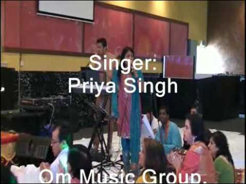 Radhe Radhe Japo - Priya Singh video