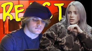 Billie Eilish REACTION (we stan)