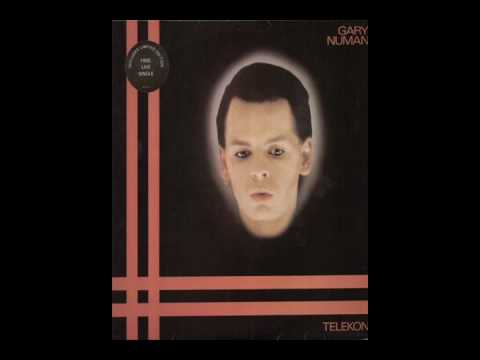 Gary Numan - Remind Me To Smile