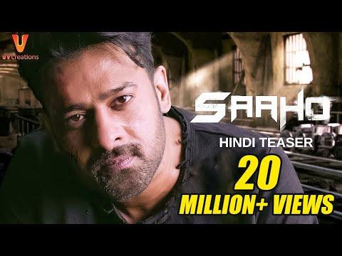 Saaho - Official Hindi Teaser | Prabhas, Sujeeth | UV Creations