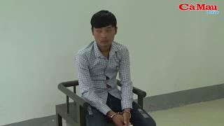 Cà Mau: Trộm xe bị người dân vây bắt ở xã Tân Lộc Đông, huyện Thới Bình