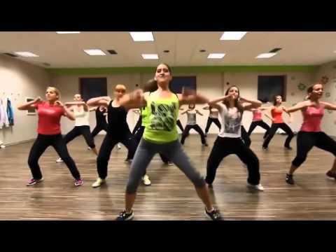 رقص زومبا/ورقص شرقي لحرق الدهون وانقاص الوزن thumbnail