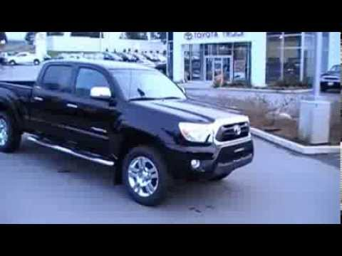 """2014 Toyota Tacoma Limited with """"The Chris Turner Experience"""" at ..."""
