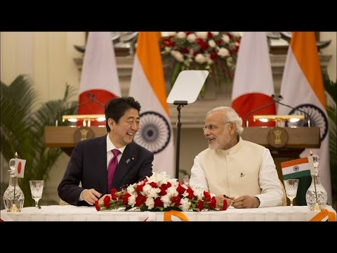 India, Japan Sign MoU On Peaceful Use Of Nuclear Energy
