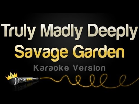 truly madly deeply mp3 download musicpleer
