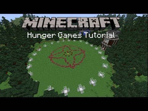 How to use Hunger Games plugin for your Minecraft Server!