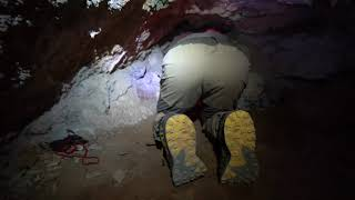 Claustrophobic: Stuck in a Cave