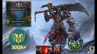 Undying Rage Ultimate Tryndamere Montage with PENTAKILL By TrendyTrenessh S8 LoL