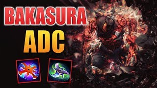 Bakasura ADC Gameplay - Hungry For Kills!   SMITE Conquest Season 4