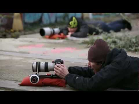 Canon EOS 5D Mark III - Radball - behind the scenes 2/2