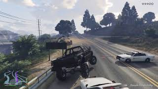 GTA 5 FUNNY MOMENTS MONTAGE WITH CHEAP SPEAKERS