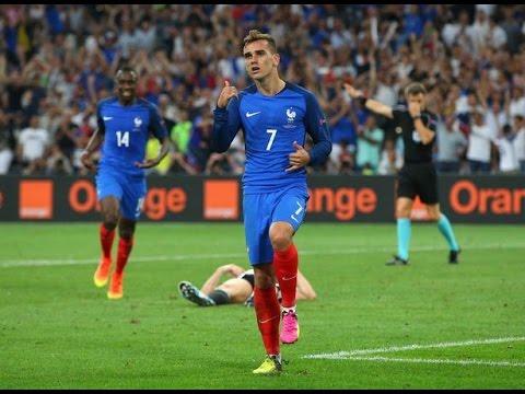 Antoine Griezmann : Hotline Bling [ Funny Griezmann Celebration Euro 2016 ]