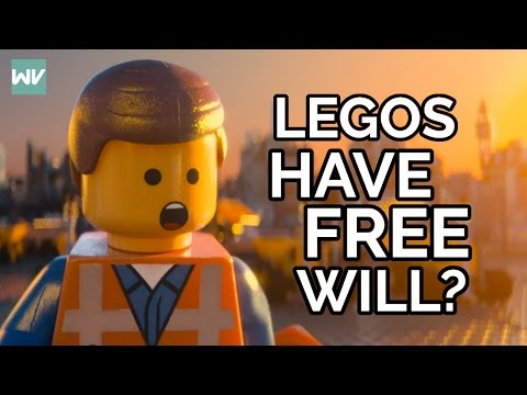 Is Emmet Alive?: The Lego Movie Theory