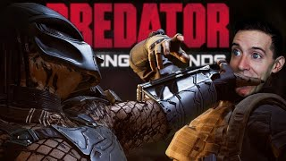 Predator Hunting Grounds DLC!
