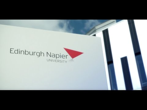 Edinburgh Napier University: Post Graduate - Creative Industries