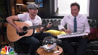 Instant Song Challenge with Niall Horan and Jimmy Fallon
