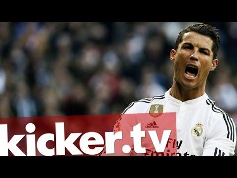 Ancelotti nimmt seine Angreifer in Schutz - kicker.tv