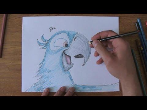 ¬идео как нарисовать –ио