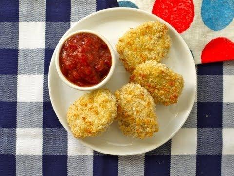 Easy Chicken Nuggets   Healthy Fast Food Recipes   Weelicious