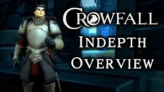 Crowfall - In Depth Overview & Gameplay