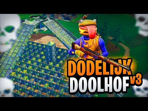 HET DODELIJKE DOOLHOF V3 - Fortnite Mini-Game met Rudi, Duncan & Ronald