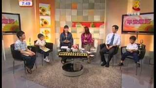 CMA Singapore - Featured in Good Morning Singapore