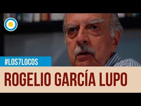 Falleció el periodista y escritor Rogelio García Lupo