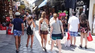 Plaka and Monastiraki - Athens, Greece